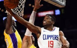 D'Tigers guard stars in debut game at Clippers