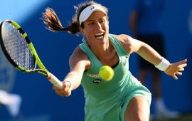 WTA Finals: Line up complete as Konta misses out again