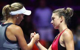 WTA Finals Day 4 wrap: Rampant Wozniacki progresses to the semifinals.