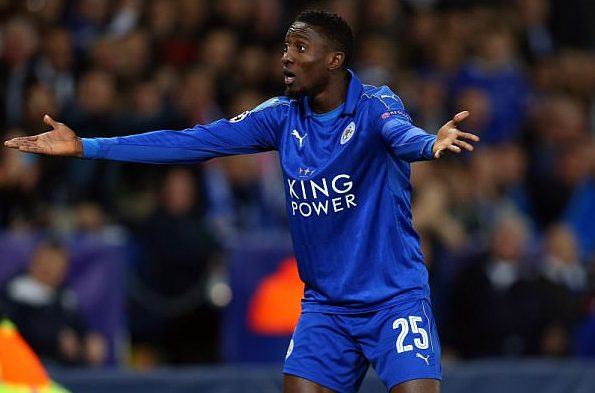 PL: Leicester set to lose Ndidi for Chelsea clash