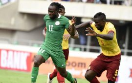 NFF/ Aiteo Football Awards:  Moses, Oshoala biggest winners, Chukwu, Odegbami recognised