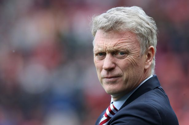 Premier League: West Ham confirm Moyes