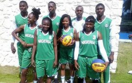 Nigeria to compete in 3×3 event at 2020 Olympic Games