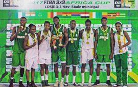Nigeria claims inaugural FIBA 3×3 Africa Cup in Togo