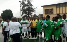 Nigeria Handball Federation invites 23 players to camp