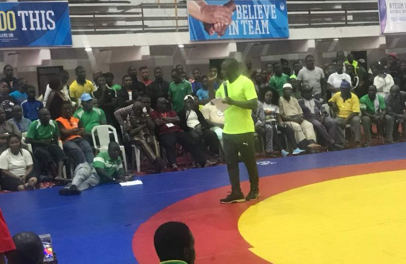 Gov Wike Cup: Igali cautions refs as Championship kicks off