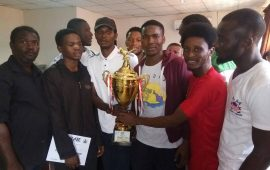 Karate: Delta State are the Champions of National Open