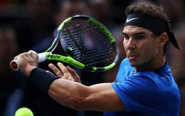 ATP World Tour Finals: Nadal battles Dimitrov, Federer gets Zverev