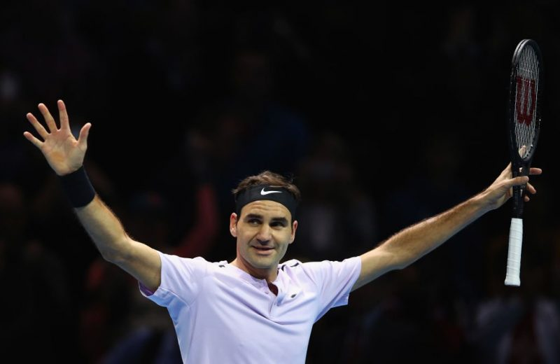 ATP Finals: Roger Federer kicks-off campaign with win