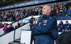 Premier League: West Brom sack Manager Tony Pulis