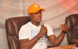 Odion Ighalo to launch orphanage home in Lagos.