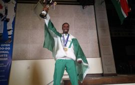 Karate: FCT's Ogene Ifeanyi targets national title