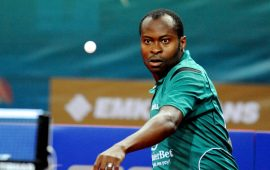 Table Tennis: Aruna Quadri draws Greek, Swedish foes at Swedish Open