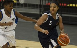 Elephant Girls see-off KPA, join three others to advance to semis