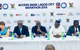 Access Bank increases prize money for Lagos City Marathon 2018; introduces family fun race
