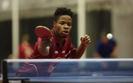 Table Tennis: Olajide Omotayo gets kits deal, lauds Quadri for aiding contract