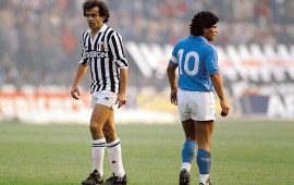 Two geniuses, two bandieri, so similar yet so different.