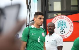 Ujah To Mainz: Now my pidgin english will get better – Balogun
