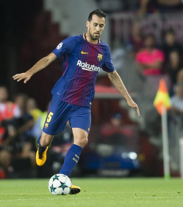 aa1dcf5c401b Sergio Busquets to sign new contract with Barcelona in coming weeks ...