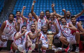 Association Sportive Sale claim maiden FIBAACC title