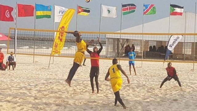 Nigeria to compete at one-day beach volleyball tournament