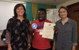 Gymnastics: Asuquo, Nigeria's first FIG level two coach