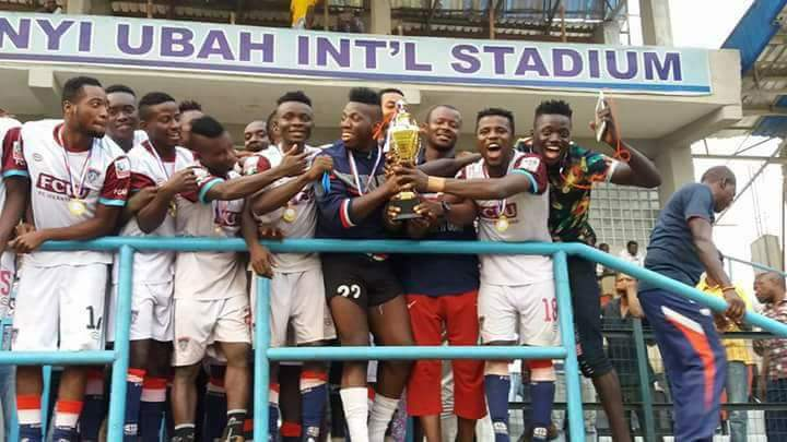 MFM, Ifeanyiubah win pre-season tournaments.