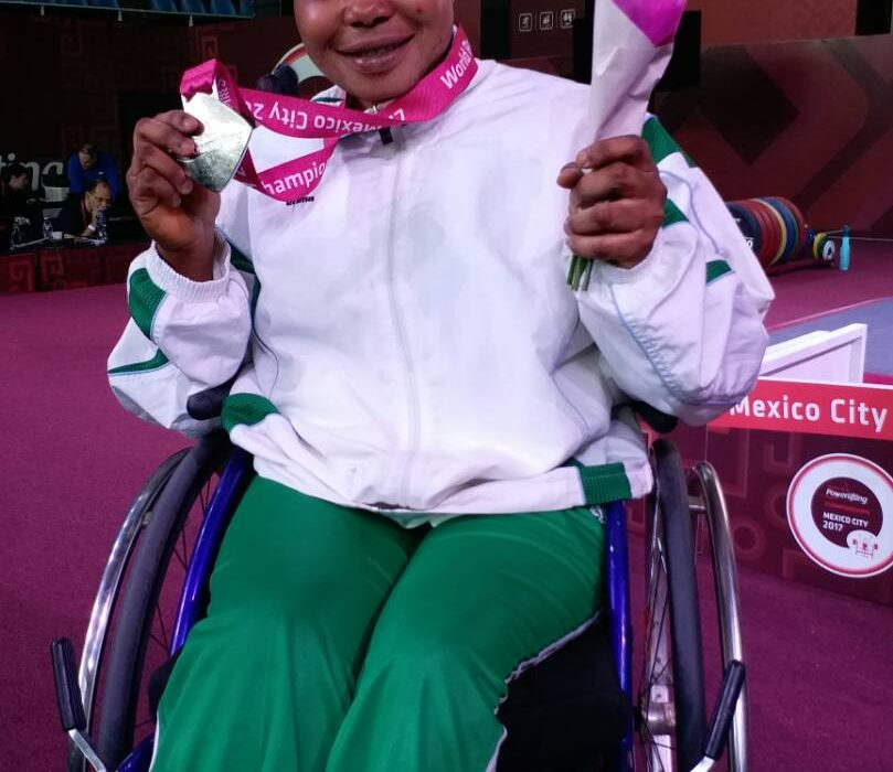 ParaPowerlifting: Ibrahim, Nwosu win more medals for Nigeria
