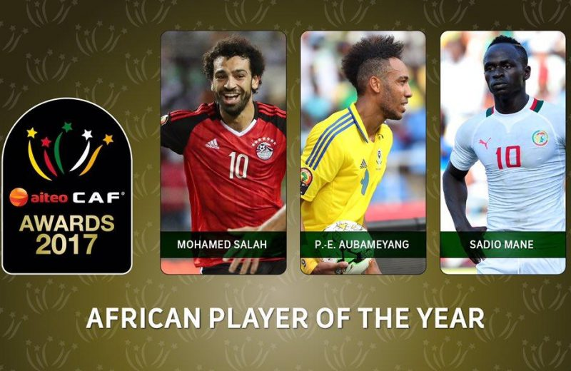 CAF Awards: Moses misses out on final shortlist