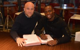Bundesliga: Ujah rejoins Mainz, links up with Balogun