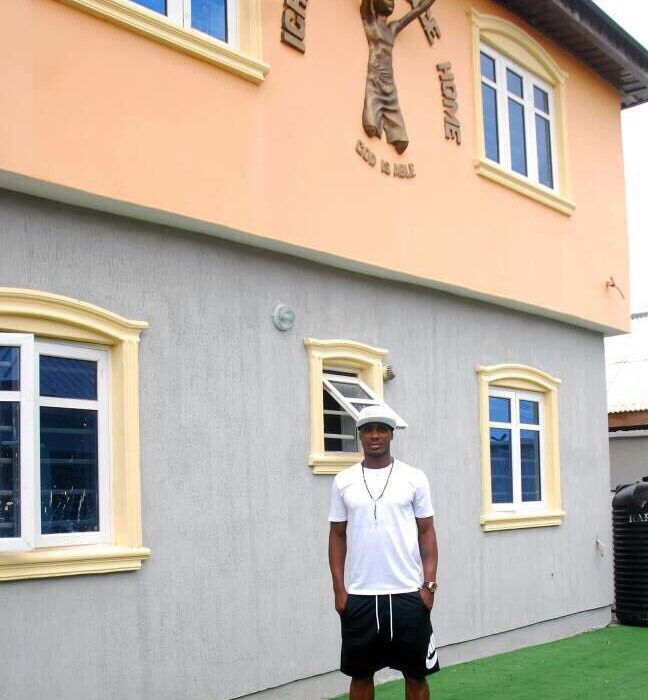 Super Eagles striker, Odion Ighalo launches orphanage home