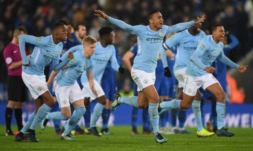Carabao Cup: Man City, Arsenal through to last four