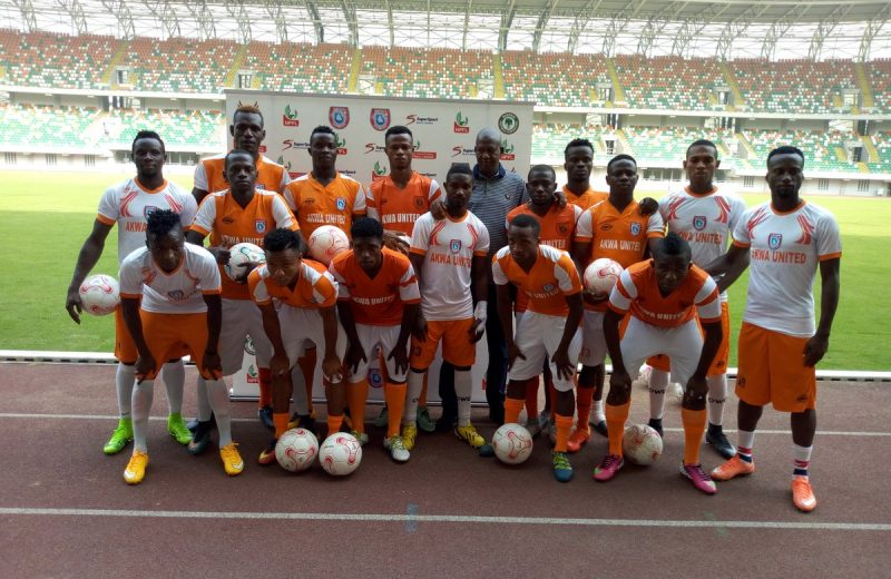 NPFL: Aiteo Cup winners unveil 16 new players, 'to improve on 2017 achievements