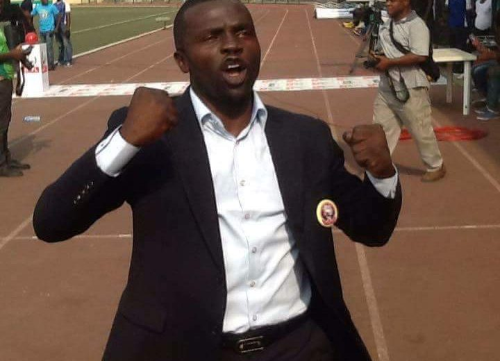 NPFL: Fidelis Ilechukwu relishes Ifeanyi Ubah challenge