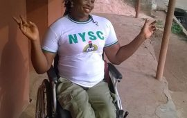 Nigeria Para-Athletes are marginalised – Gold medallist