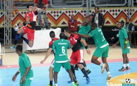 Handball: Nigeria beaten again at the Nations Cup