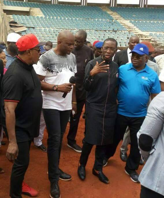 Athletics: Delta State Government ready to host Africa