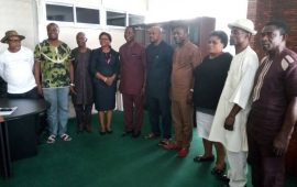 Commissioner inaugurates committees for grassroots development