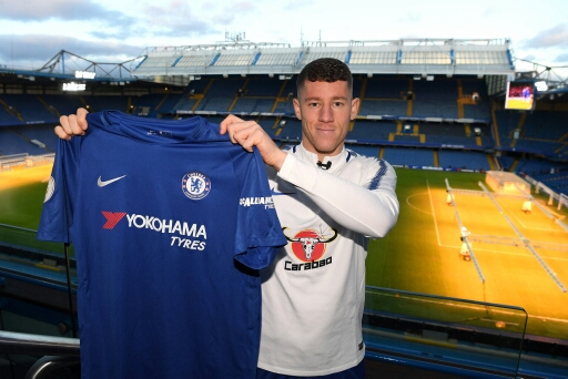 PL: Ross Barkley excited about fresh start at Chelsea