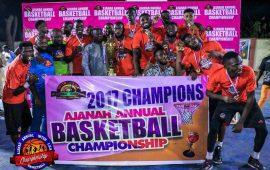 Team Okene wins 10th Ajanah Basketball Tournament