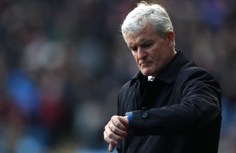 Stoke City sack Mark Hughes following FA Cup loss