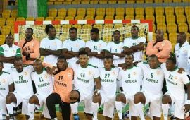 Handball: Nigeria begin W/Cup qualifier with a defeat