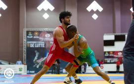 Wrestling: Greco-Roman rules modifications announced.