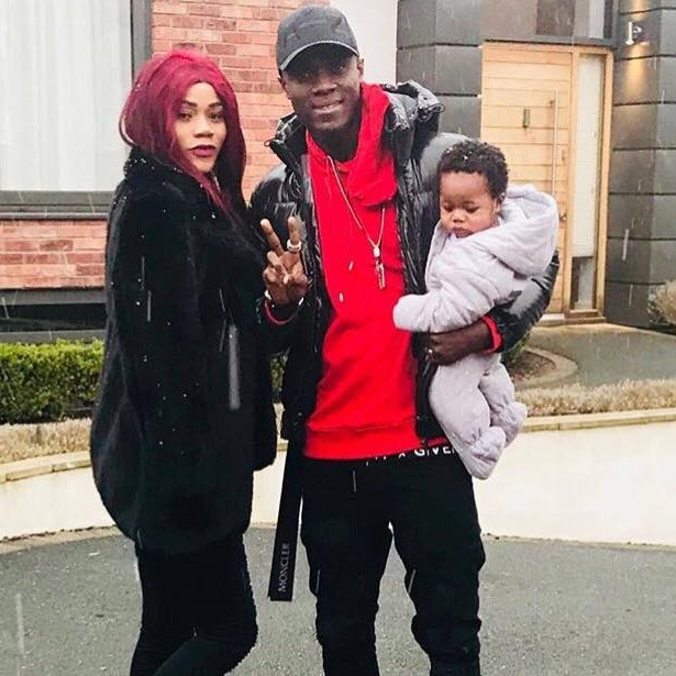 A sermon of love from Eric Bailly's wife to young women