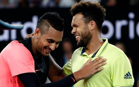 Aussie Open day 5: Home fave Kyrgios stays on, Kostyuk out