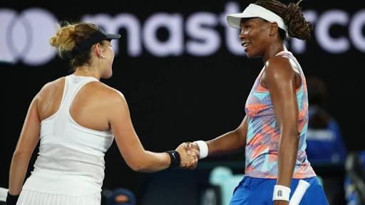 Australian Open 2018 Day 1: Venus Williams crashes out