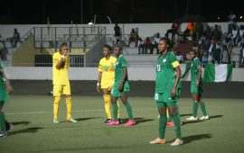 WAFU Women Tournament: Nigeria 1-0 Mali