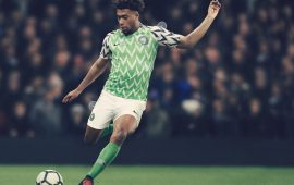 "Reactions as Nike unveils Super Eagles' World Cup kits: ""Was it Ebuka's tailor who made it?"""