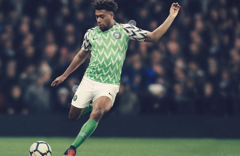 """Reactions as Nike unveils Super Eagles' World Cup kits: """"Was it Ebuka's tailor who made it?"""""""