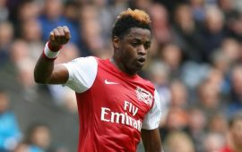 Alex Song returns to Arsenal